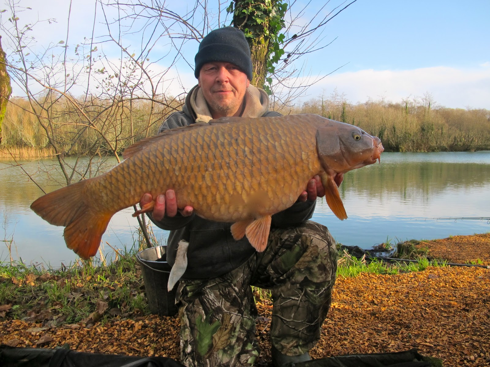 Emperor lakes catch reports for Poor richard s fishing report