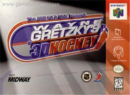 Wayne Gretzkys 3D Hockey ROMs Nintendo64 Español