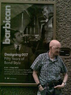Designing 007 – Fergus 18th July 2012