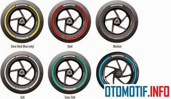 OTOLOVERS : Bridgestone Tambah 2 Jenis Ban Baru di MotoGP 2015, Yuk Diintip