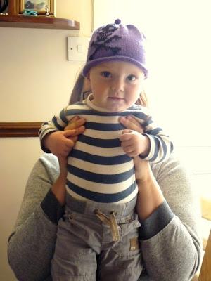 Whoopidooings: Modelling skully hat
