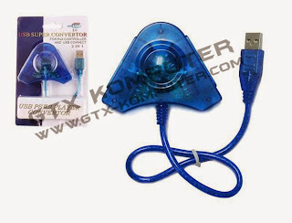 Converter Joy stick Sony PS 2 to Usb