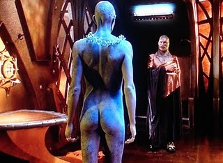 Virginia hey nude and blue