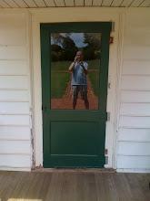 Monroe's Door