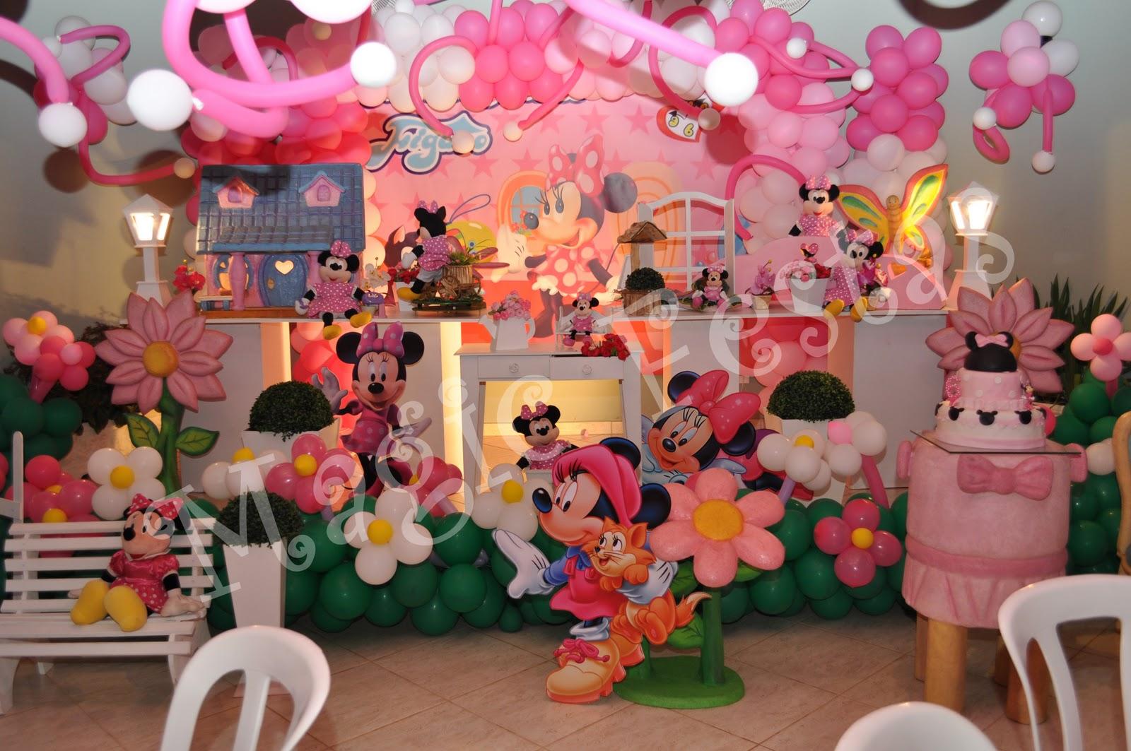 decoracao festa minnie rosa : decoracao festa minnie rosa:Duda festas: Festa Minnie rosa