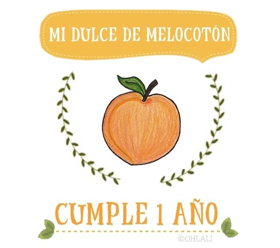 cumpleblog mi dulce de melocotón