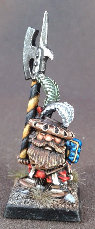 Realms of Chaos: Landsknecht Dwarf Army: Tutorial