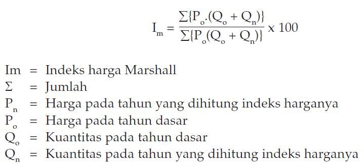 Metode Menghitung Indeks Harga 11