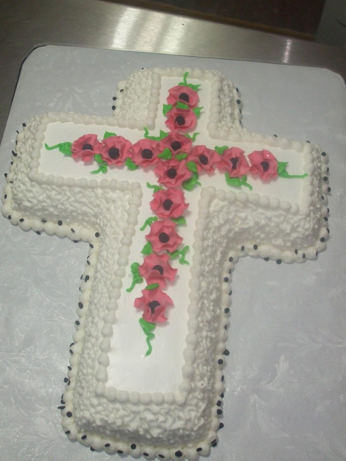 cross cakes