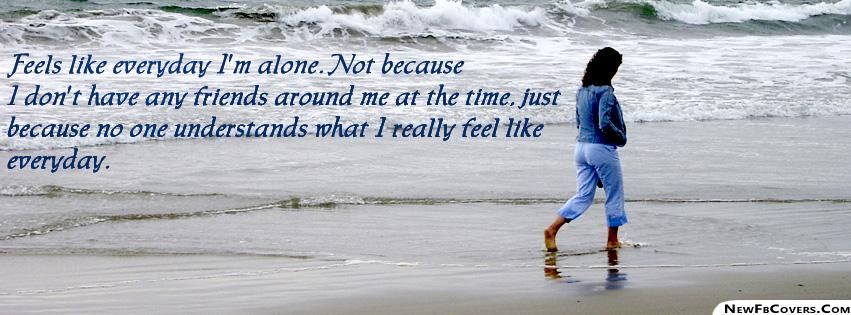 I Am Alone Quotes. QuotesGram