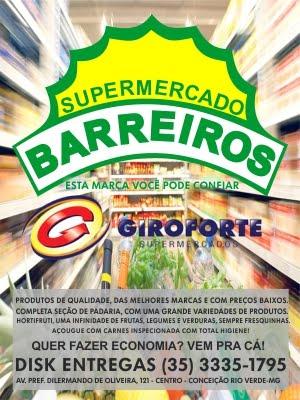 SUPERMERCADO BARREIROS