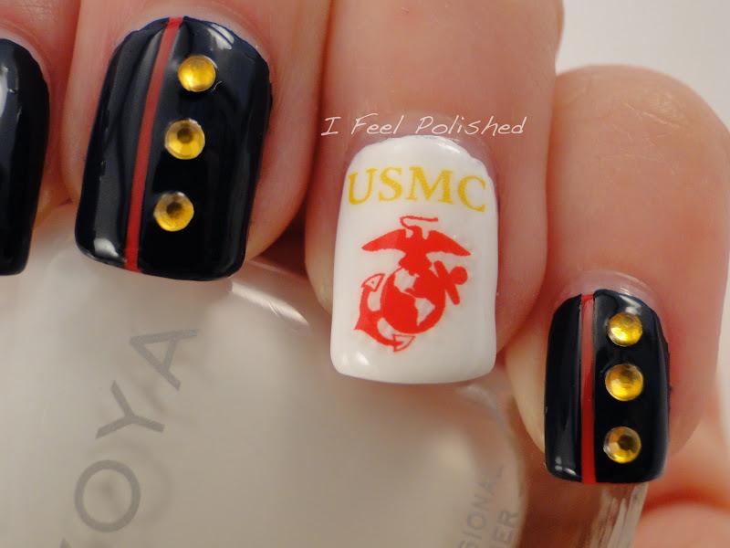 I Feel Polished!: Happy Birthday, USMC!