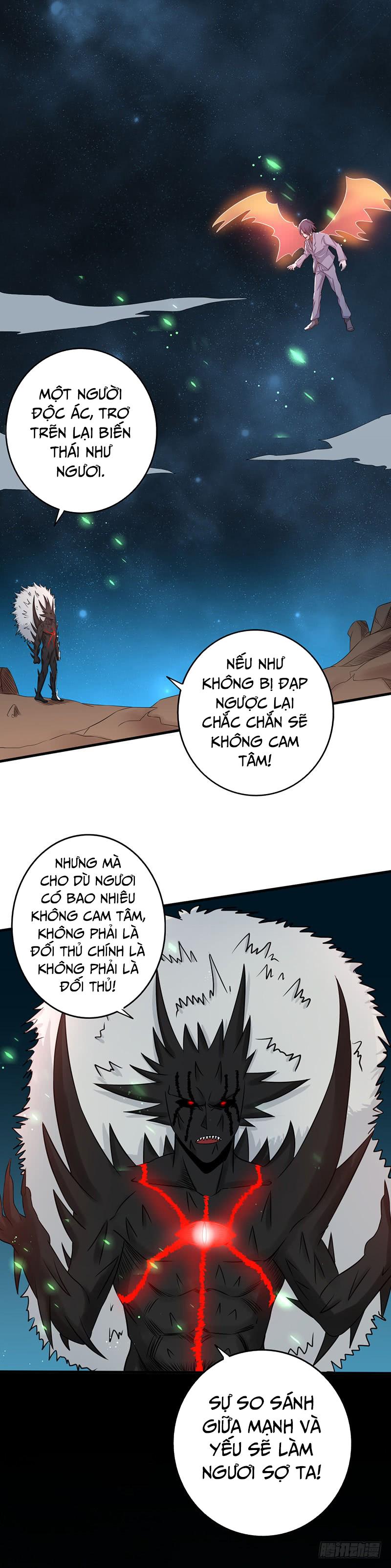 Địa Ngục Này Ta Mở Ra Đấy: Chapter 71