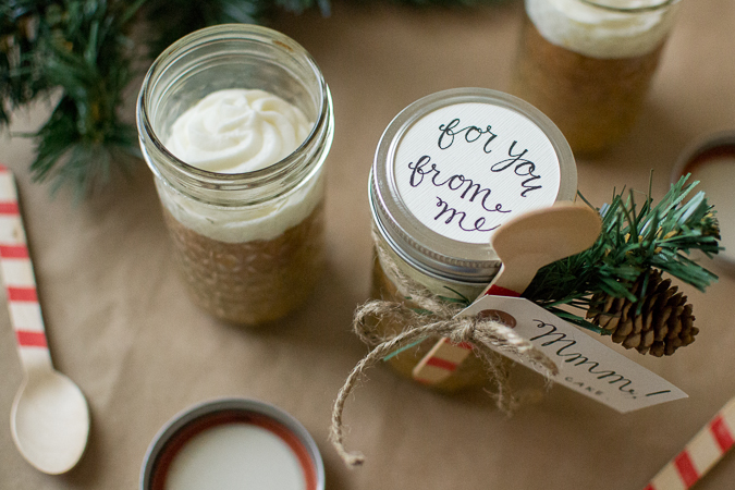 ... Baking Lifestyle Blog: Mason Jar Mini Cakes + A Paper Crafts Giveaway