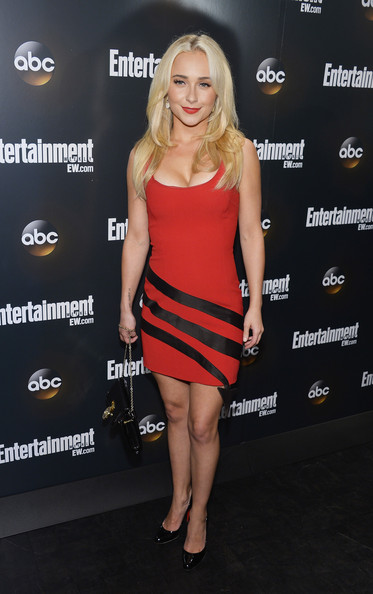Hayden Panettiere Cocktail Dress