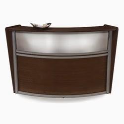 55310 Marque Reception Desk