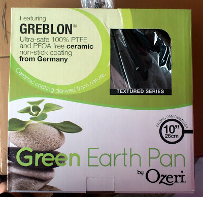 Single Mother Ahoy Green Earth Pan Ozeri