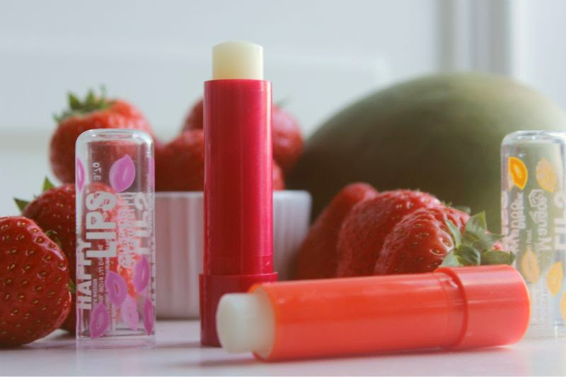 New Blistex Happy Lips Lip Balms