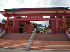 Klenteng Guang De Miao - Balikpapan