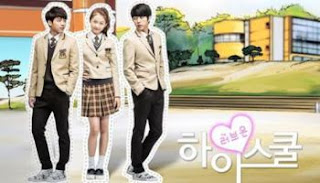 Pemain Drama Korea High School Love On