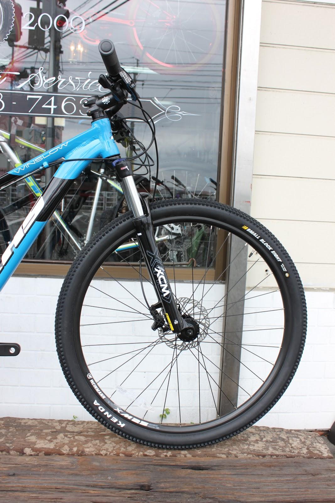 城山自転車店: KHS WINSLOW