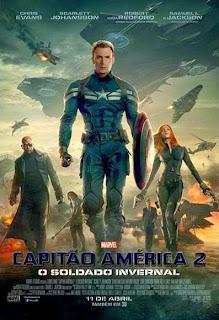 Assistir Capitão América 2: O Soldado Invernal Dublado Online HD