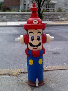 Funny Fridays: Mario the Fire Hydrant? Hello Gamers!