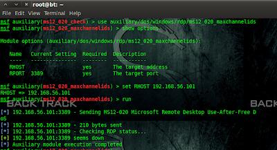 exploit-RDP