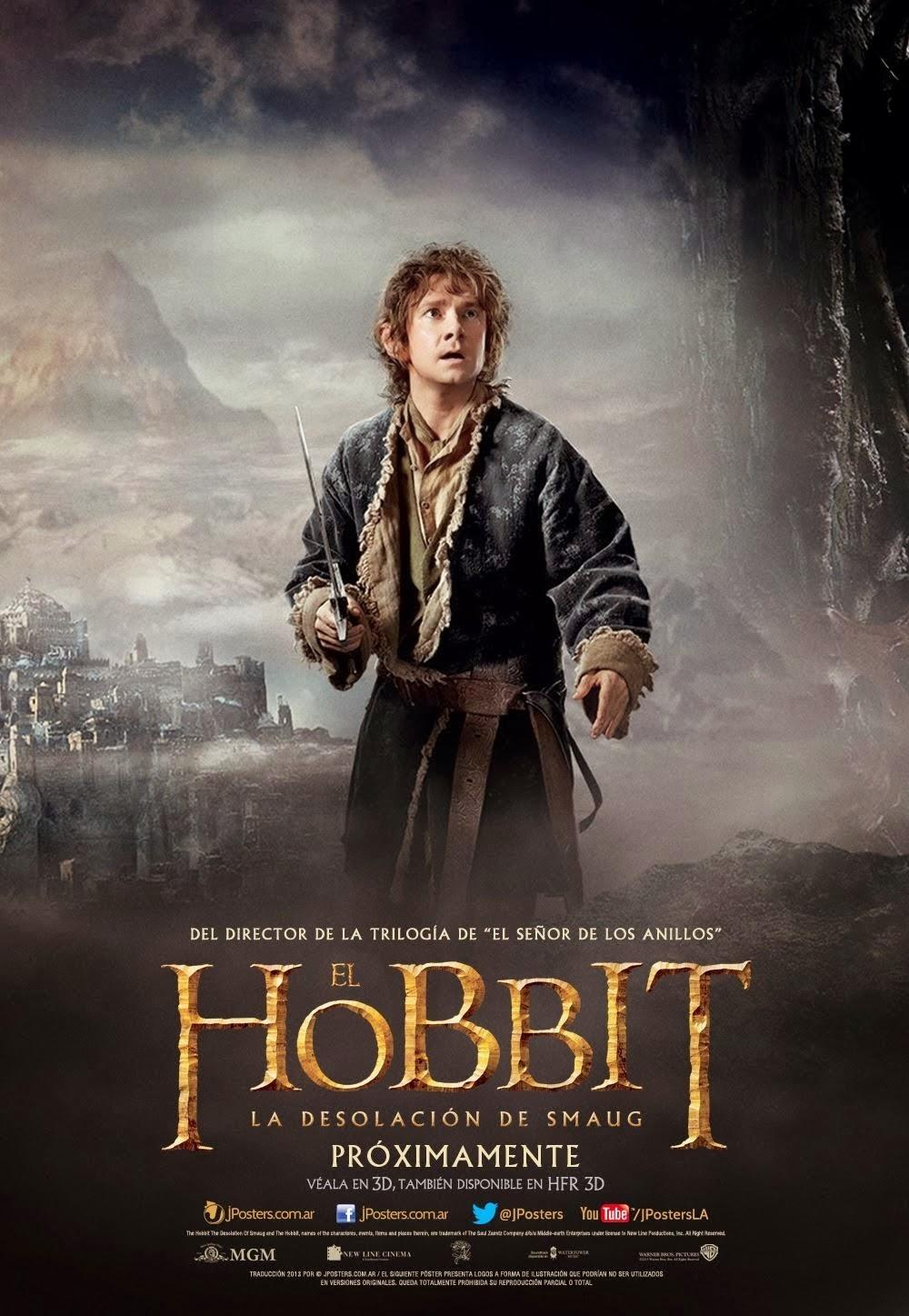 the hobbit (2013) the desolation of smaug subtitle indonesia | camp