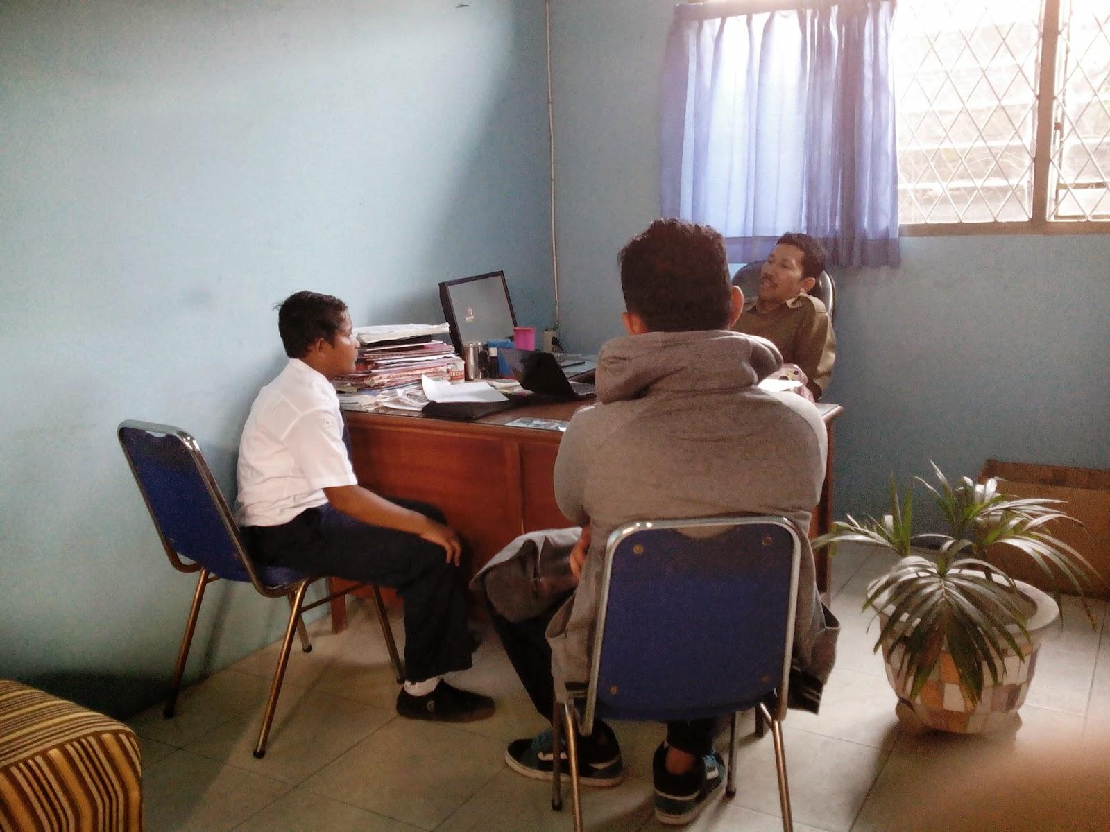 pemberian beasiswa maret 2014