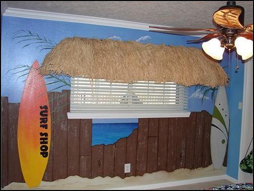 Surf Bedroom Decorating Ideas