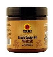 Jamaican Black Castor Oil Hair Food