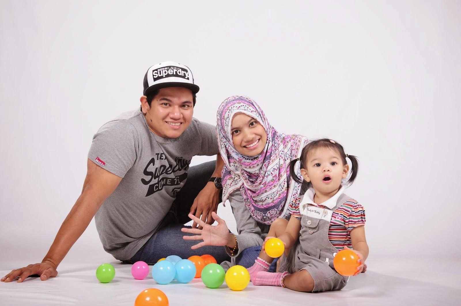 papa + mama + alysa