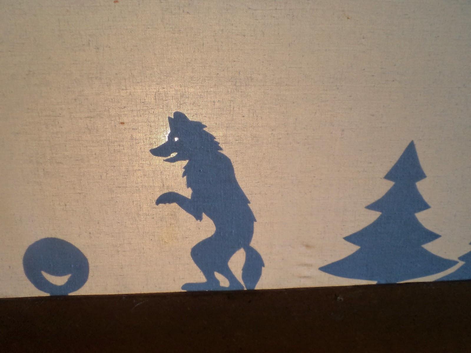 Шаблоны для теневого театра своими руками - KarLiam