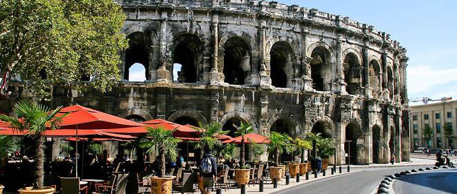 Nîmes : découverte de tombes millénaires d'enfants