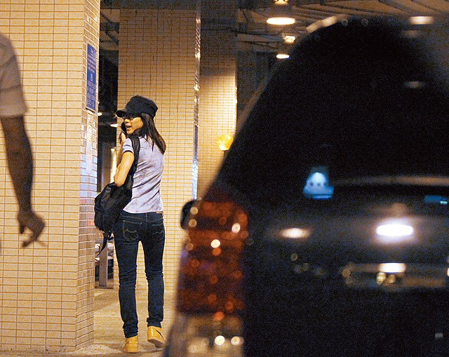Linda Chung Spotted Dating New BoyfriendLinda Chung Boyfriend