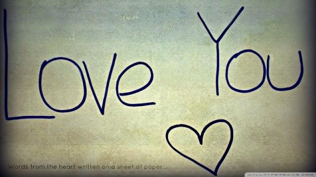 hình nền chữ i love you tuyệt đẹp