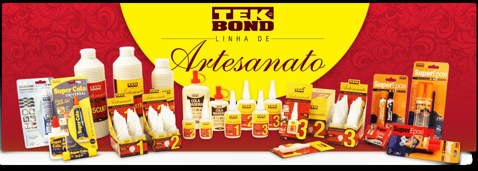 promoção Tekbond