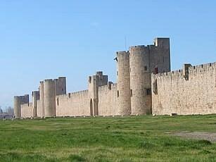 La muralla de Aigues-Mortes