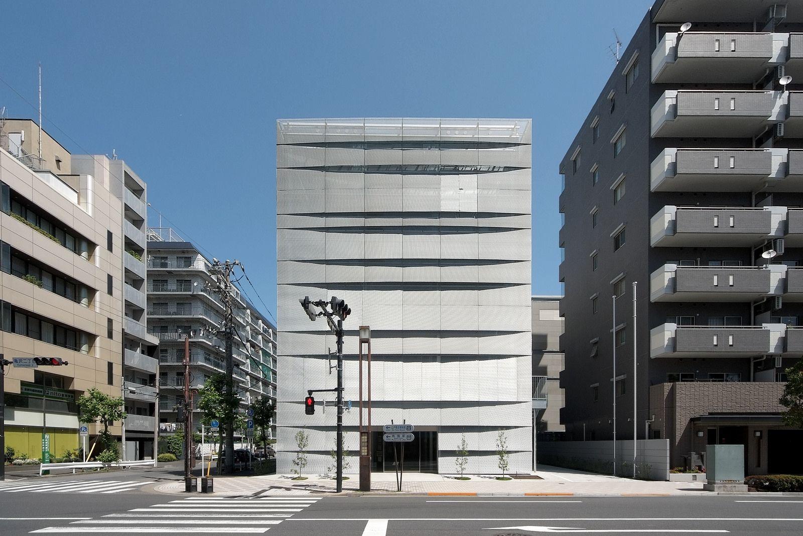 Kazuyo sejima a f a s i a page 2 for Architect associates