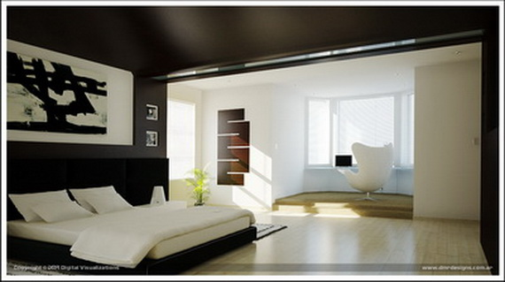 however there is no harm and better if you are designing your own bedroom because you yourself know what you want