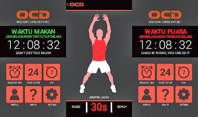 Aplikasi Android Diet OCD Deddy Corbuzier