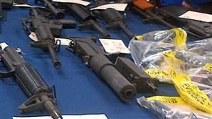 300 guns seized