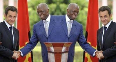 """MPLA considera que a França conspira para derrubar o """"democrático"""" regime angolano!"""