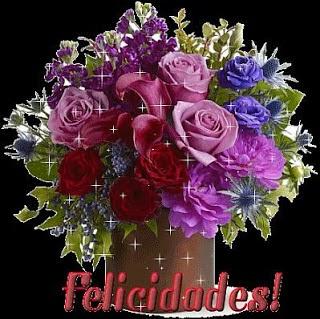 Felicidades con Flores, parte 1