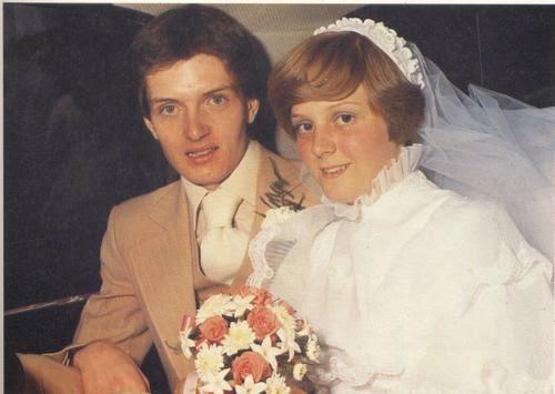 Ian Curtis y Deborah