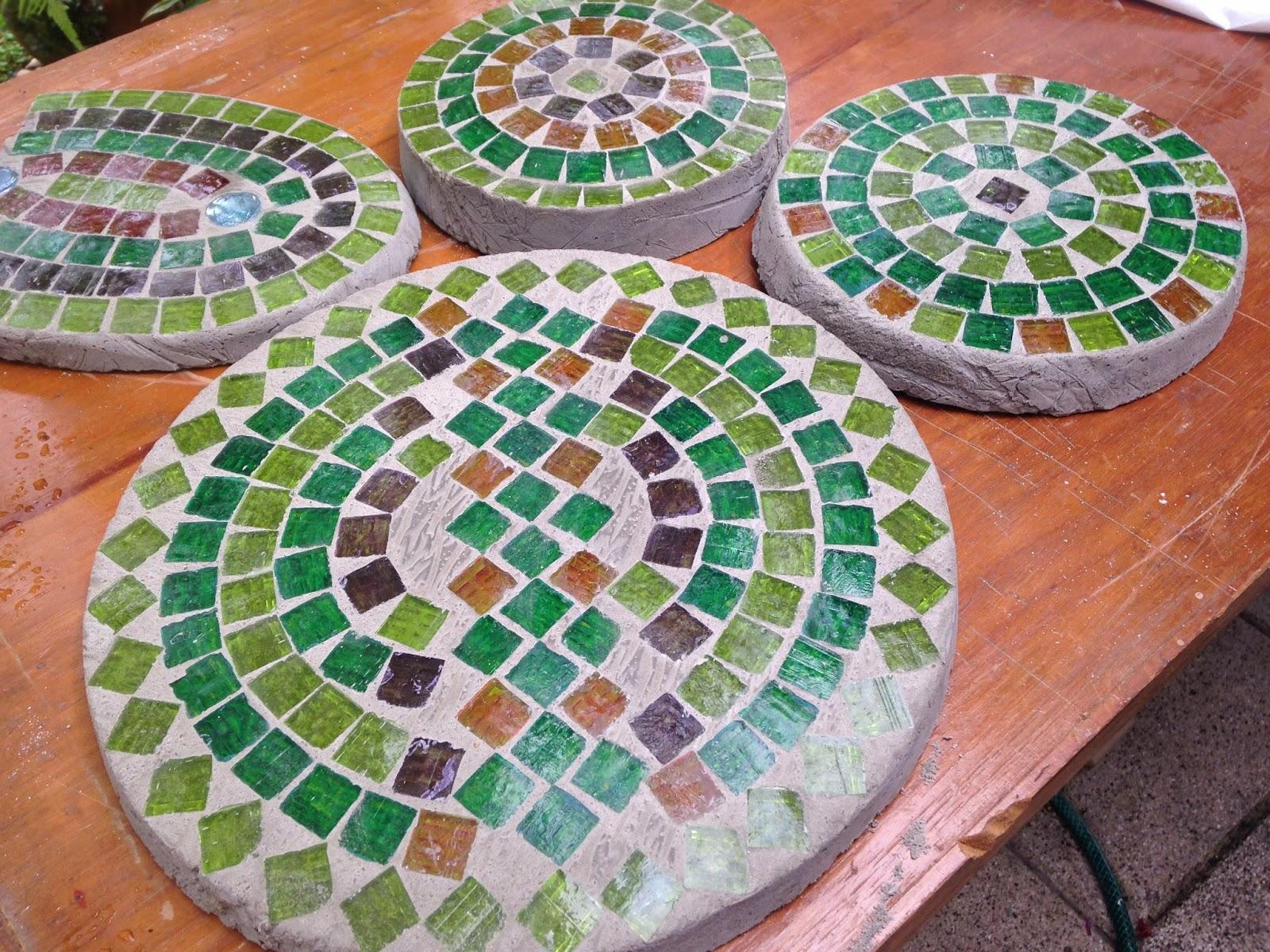 Que se puede hacer con esto despu s por ejemplo un piso - Mosaicos de colores ...