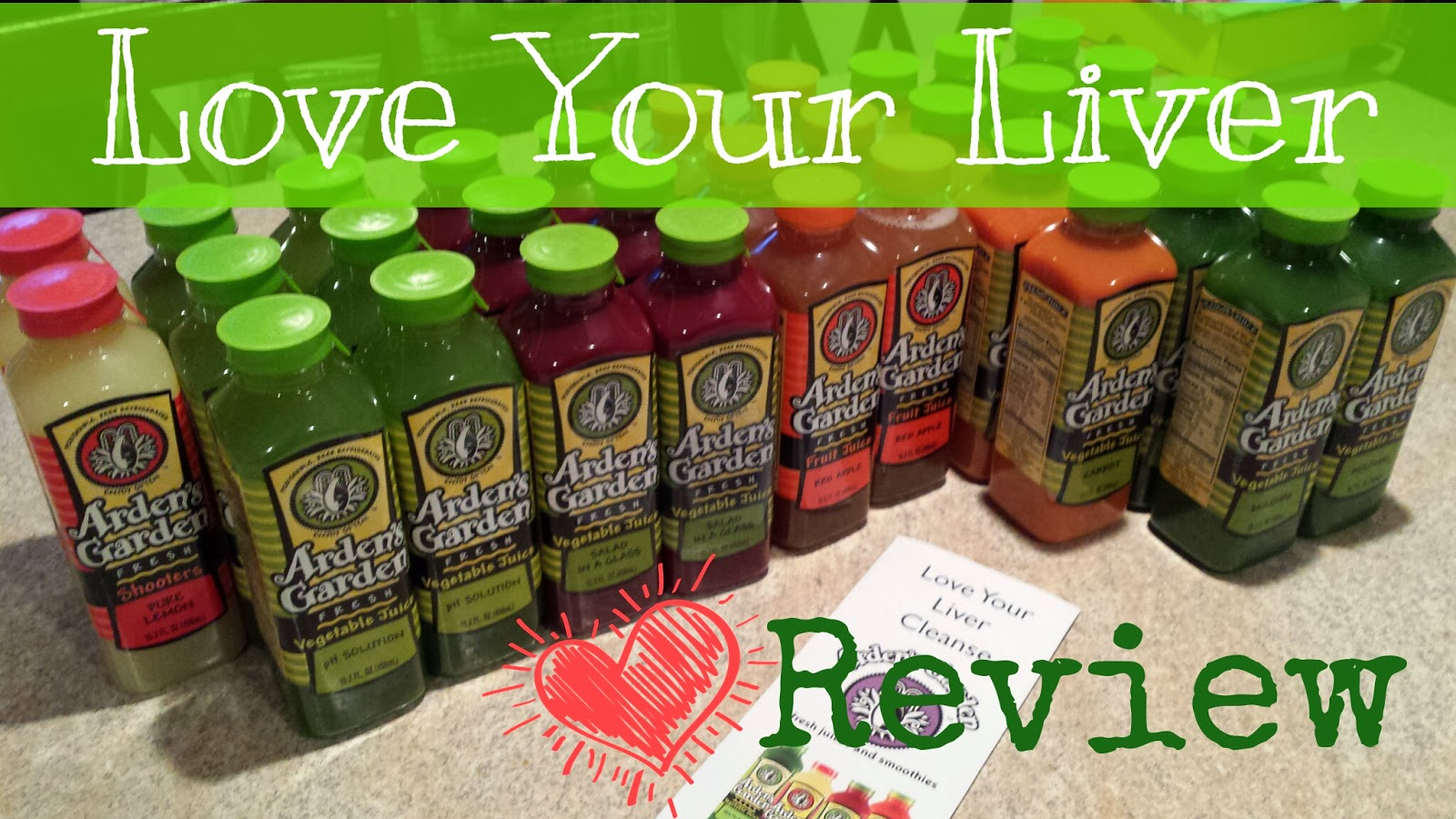 HappAllie Ever After: Juice Cleanse Review!