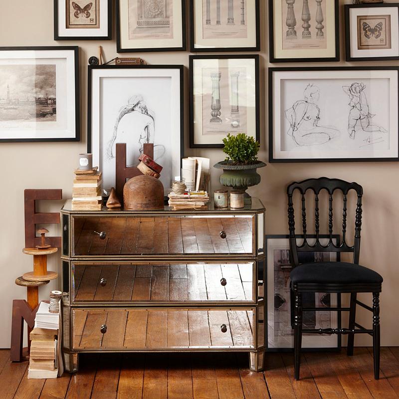O blog de todas as coisas c moda em espelho for Maison du monde ancienne collection