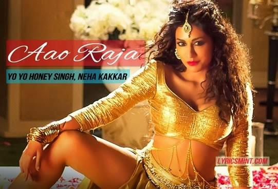 Aao Raja - Gabbar is Back (2015)